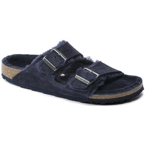 Birkenstock Arizona - Sandale mit Lammfell