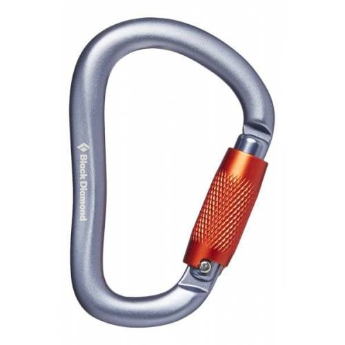 Black Diamond Rocklock Twistlock - Karabiner