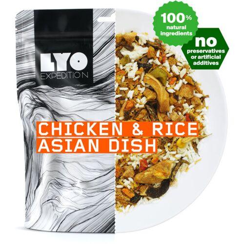 Lyo Food Asiatische Reispfanne mit Hähnchen