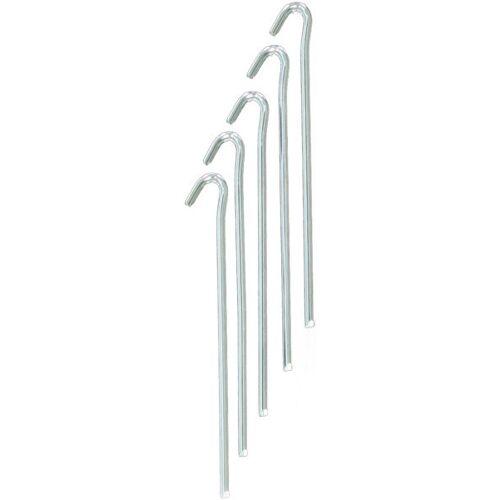 Meru Steel Three-Edged Pegs - Heringe