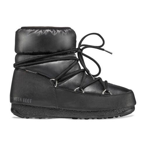 Moon Boots Low Nylon WP 2 - Moon Boots flach - Damen
