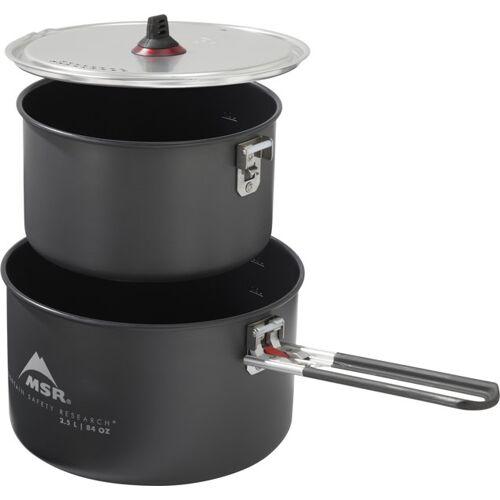 MSR Ceramic 2 Pot Set - Kochtopf