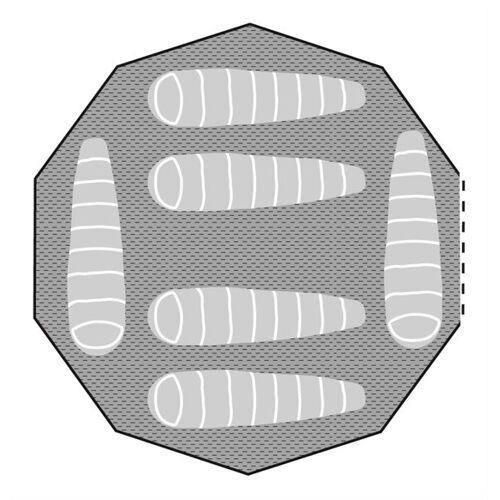 Robens Klondike Flooring - Teppich für Zelt