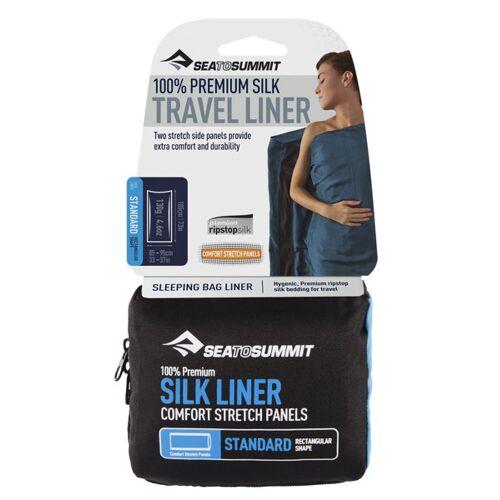 Sea to Summit Silk Liner 100% Premium - Hüttenschlafsack/ Schlafsack-Inlet Seide
