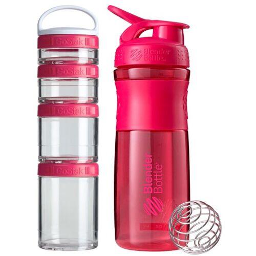 Blender Bottle ComboPak Sportmixer - Set Zubehör Sportnahrung