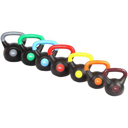 Get Fit Kettle Bell - Kugelhanteln 3-24 kg
