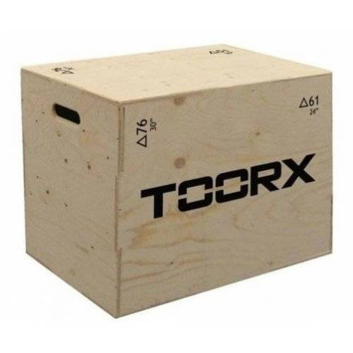 Toorx Plyo Box 3 in 1 - Fitnessausrüstung