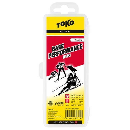 Toko Base Performance Red 120g - Skiwachs