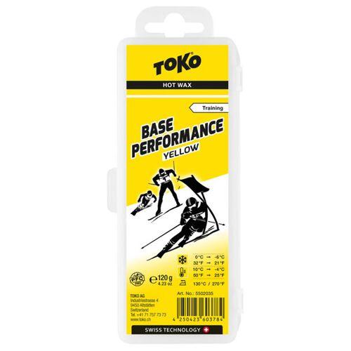 Toko Base Performance Yellow - Skiwachs