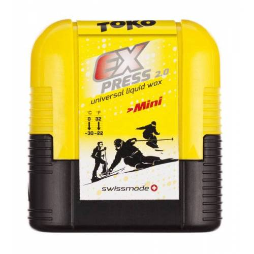 Toko Express Mini 75ml - Skiwachs