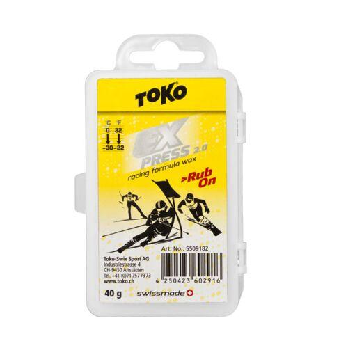 Toko Express Racing Rub-On - Skiwachs
