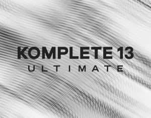 NATIVE INSTRUMENTS Komplete 13 Ultimate Collector's Edition Update von Komplete 12 Ultimate Collector's Edition