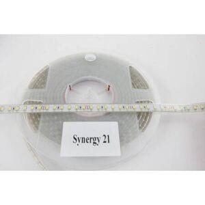 SYNERGY21 LED Streifen 5m kaltweiß 48W 24V DC 600 SMD3528 780lm/m IP68 EEK:A+