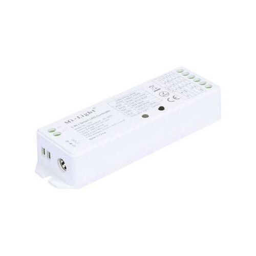 MiLight/Miboxer RGB-CCT 5in1 LED Controller 12V - 24V DC 15A Funk 8 Zonen MiLight