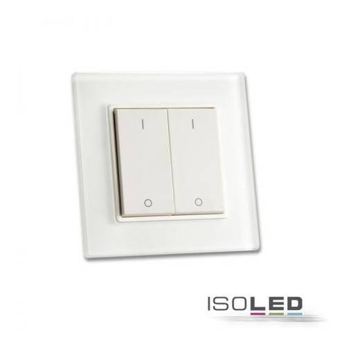 Fiai IsoLED Sys-One 2 Zonen Aufbau-Tast-Controller + Batterie