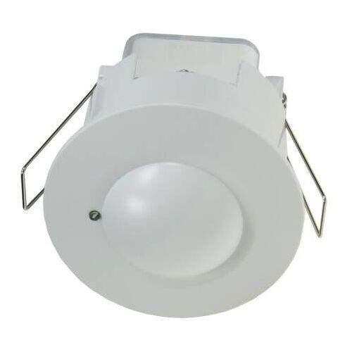 CHILITEC HF Bewegungsmelder Deckeneinbau weiß 62 bis 68mm 360° 230V LED geeignet weiß