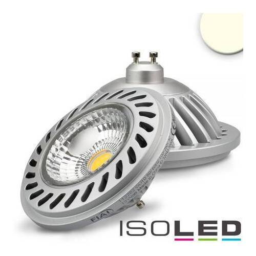 Fiai IsoLED 13W COB Spot neutralweiß ES111 GU10 230V 920lm 4200K 75° EEK:A+