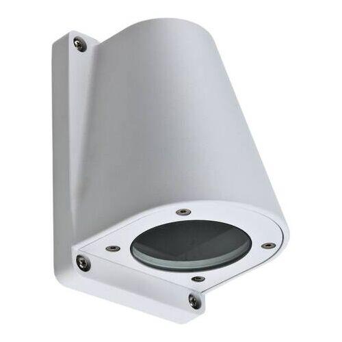 HEITRONIC LED Wandleuchte HEITRONIC BOSS 5W 250lm Außen weiß EEK:A