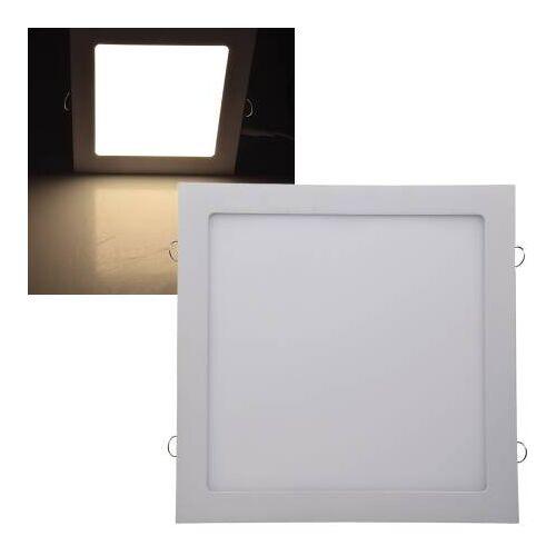CHILITEC LED Panel eckig Chilitec QCP-30Q 24W 30x30cm warmweiß 2900K EEK:A+