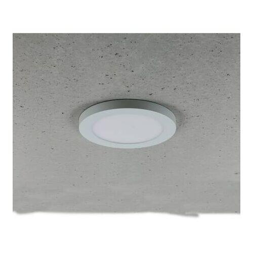 HEITRONIC LED Panel rund 16,5cm 12W 800lm 55-125mm Einbauöffnung dimmbar 2700-6000K EEK:A+