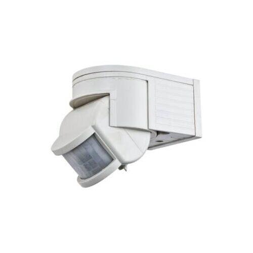 HEITRONIC Bewegungsmelder Infrarot Aufputz HEITRONIC SALO IP44 LED geeignet weiß