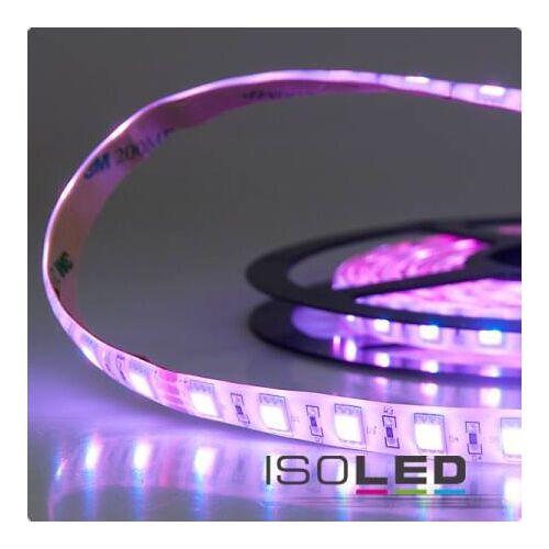 Fiai IsoLED LED Streifen 5m RGB 72W 24V DC 300 SMD5050 418lm/m Silikonüberzug EEK:A