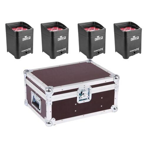 Chauvet DJ Freedom Par Quad-4 IPB Akku Scheinwerfer Set
