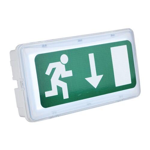 Showtec LED Fluchtweg-Leuchte
