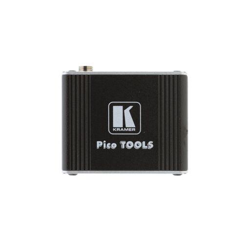 Kramer Germany Kramer PT-12 EDID-Prozessor, 19'' fähig, 4K, IN/OUT: HDMI, Mini-USB, max. Datenrate 10.2 GBit, HDCP konform