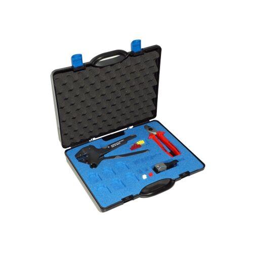 Neutrik CAS-BNC-T Werkzeugkoffer
