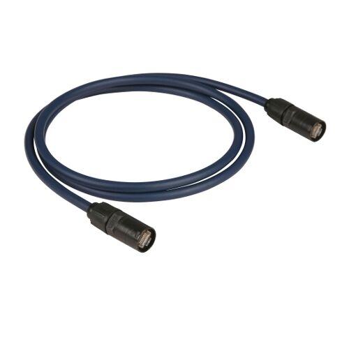 DAP Audio FL5810 CAT6E-Netzwerkkabel blau 10m