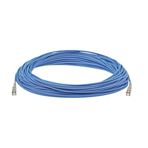 Kramer Germany Kramer C-SC/SC/OM4-66 Glasfaser Kabel, blau, 20m