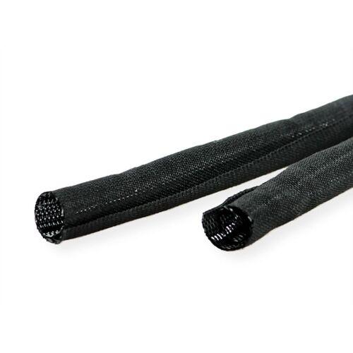 Value Snap Gewebeschlauch, 25m, Ø 25 mm, SCHWARZ