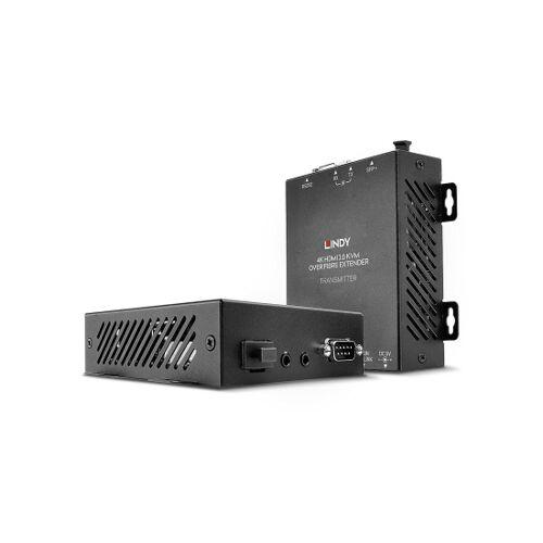Lindy 39392 KVM optic Extender/Receiver/Transmitter SET