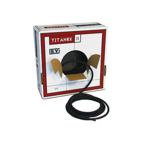 Titanex H07 RN-F Gummikabel, 2x  2.5mm², Ø13.1mm