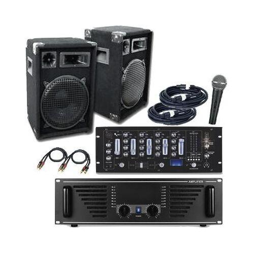 Musikanlage 1200 Watt