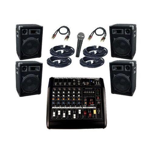Soundsystem 2400 Watt
