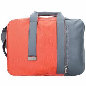 Samsonite Zigo Aktentasche 33 cm Laptopfach orange