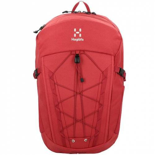 Haglöfs Vide Medium Rucksack 47 cm Laptopfach brick red