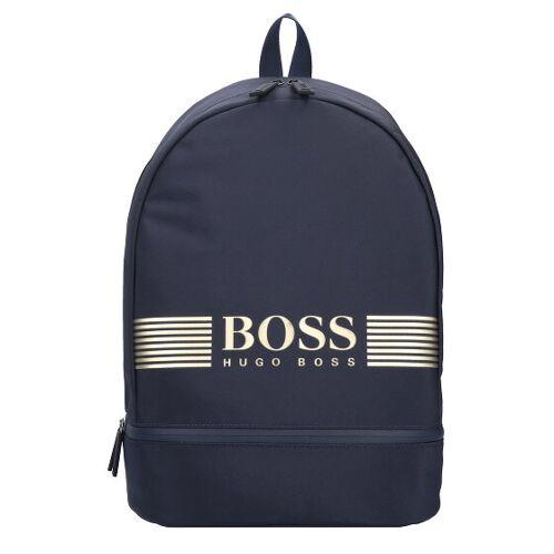 Boss Pixel Rucksack 43 cm Laptopfach navy