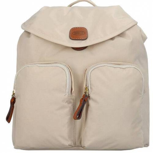 Bric's X-Travel Rucksack 31 cm beige-leather