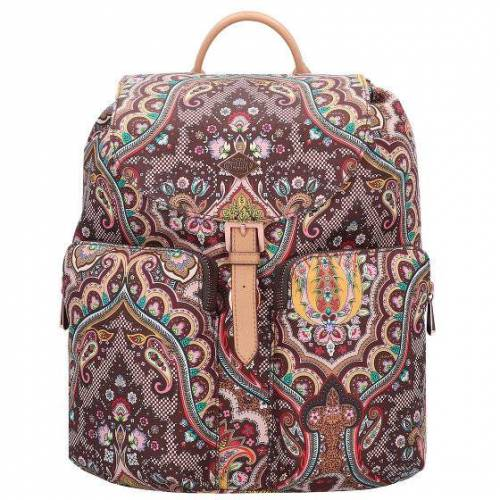 Oilily City Rucksack 35 cm coffee