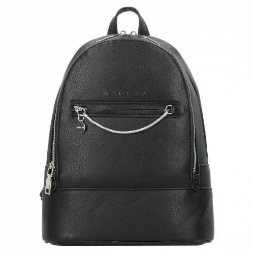 Replay Glam Basic City Rucksack 32 cm black