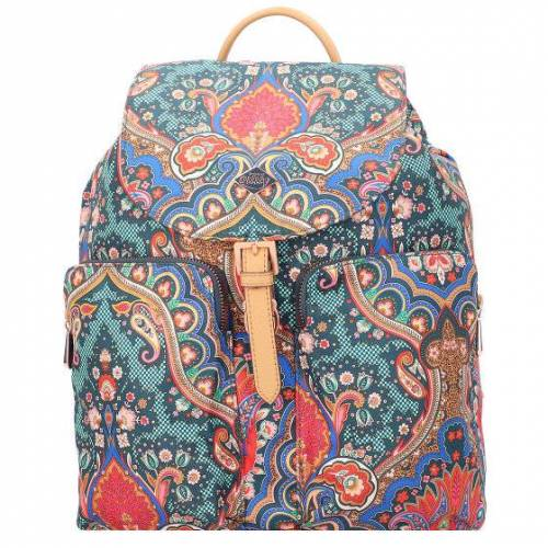 Oilily City Rucksack 35 cm royal blue