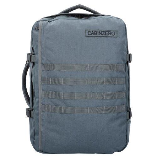 Cabin Zero Military 44L Cabin Backpack Rucksack 52 cm military grey