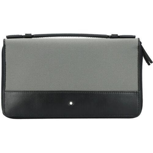 Montblanc My Montblanc Nightflight Herrenhandtasche 22 cm grey/black