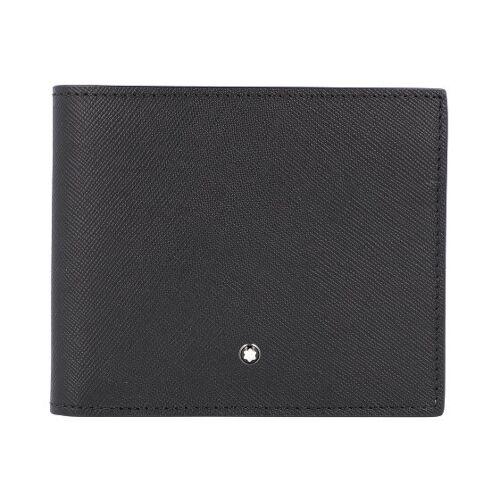 Montblanc Montblanc Sartorial Geldbörse Leder 11,5 cm black