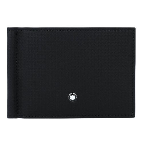 Montblanc Montblanc Extreme 2.0 Geldbörse RFID Leder 11 cm schwarz