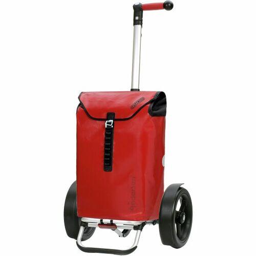 Andersen Shopper Tura Shopper Ortlieb Einkaufstrolley 50 cm rot2