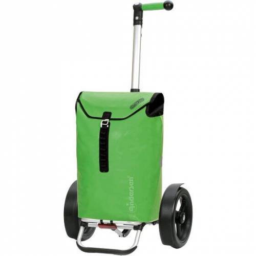 Andersen Shopper Tura Shopper Ortlieb Einkaufstrolley 50 cm grün